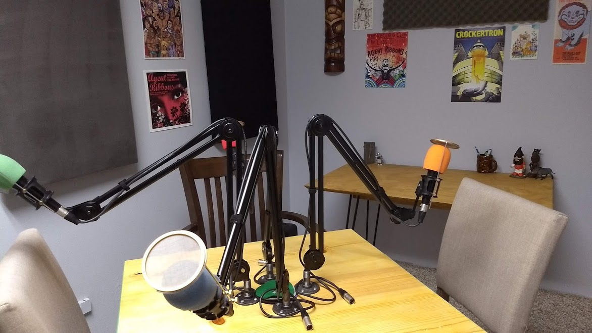 Flores Podcast Consulting, Northern California, podcast studio